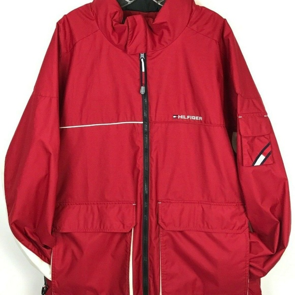 Tommy Hilfiger Other - TOMMY HILFIGER Reversible Nautical Windbreaker